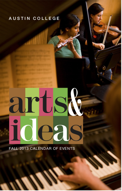 Austin College Arts Calendar