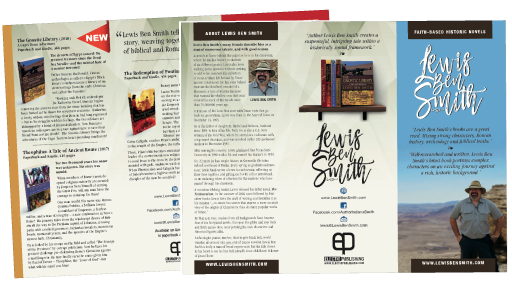 Lewis Ben Smith Brochure